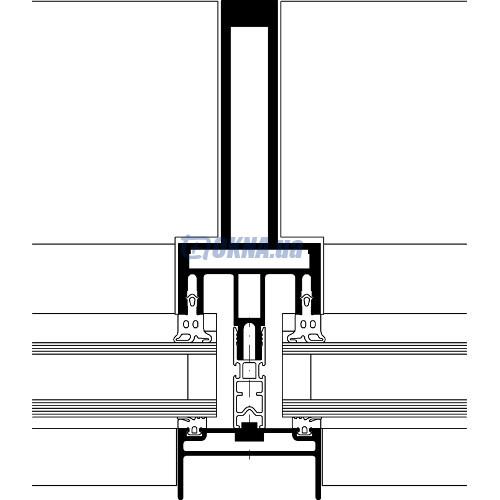 WICONA WICTEC 50 Индустриальный контур