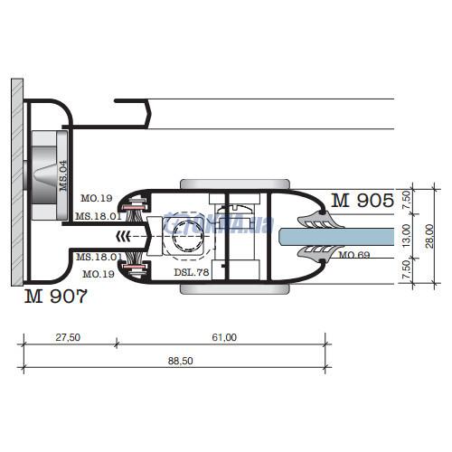 Alumil Μ 900 Aero