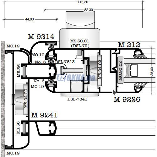 Alumil M 9200 Exclusive