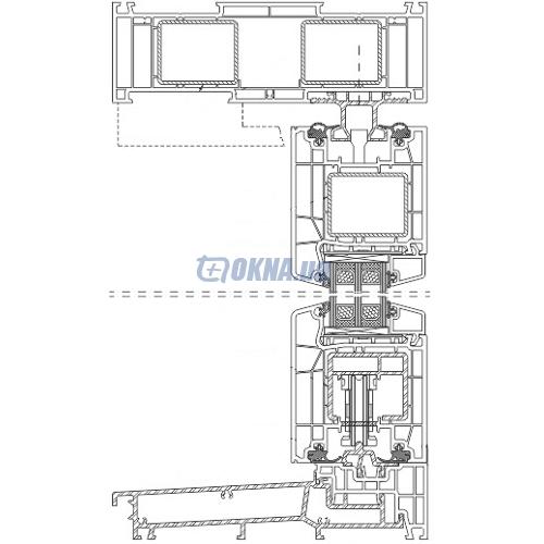 aluplast GmbH HST 85