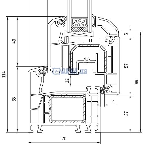 aluplast GmbH Ideal 4000