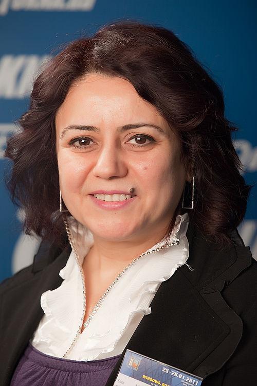 Индира Хасанова — фото №1