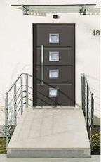 Двери входные Top Comfort и Top Prestige