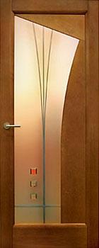 Межкомнатной дверной блок Лотос