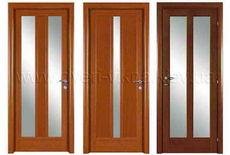 Блок дверной, массив сосны (полотно+коробка+наличники+тонировка) Изготовление под заказ, модель и тонировка на выбор...