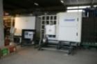 Стеклопакетная линия Bystronic с газ прессом и роботом герметизации 2003 год